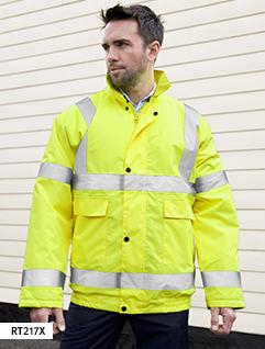 Sicherheits-Jacken & Hosen