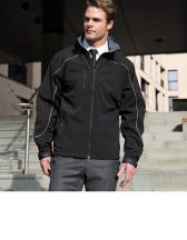 Hooded Soft Shell Jacket