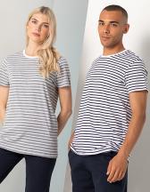 Unisex Striped T