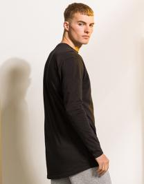 Men´s Long Sleeved Longline T