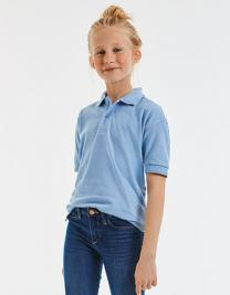 Children´s Hardwearing Polycotton Polo