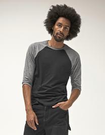 Unisex 3 / 4 Sleeve Baseball T-Shirt
