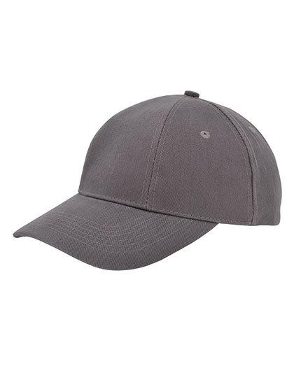Baumwollcap low profile/brushed
