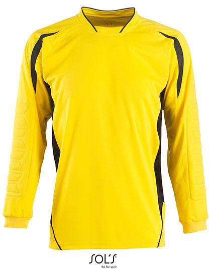 Goalkeepers Shirt Azteca