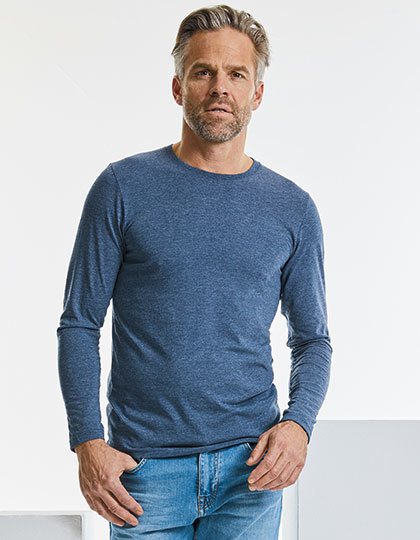Men`s Long Sleeve HD T