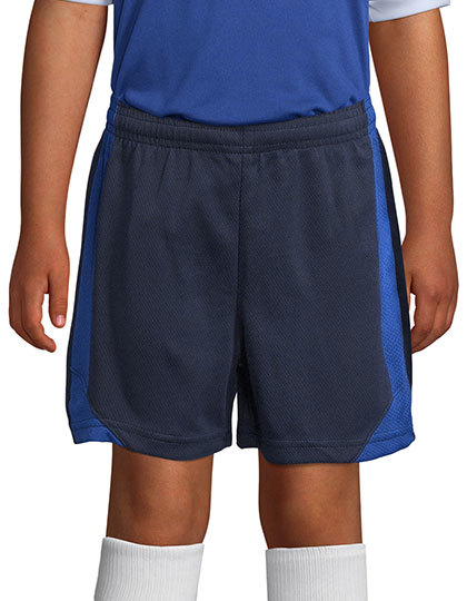 Olimpico Contrast Kids Short